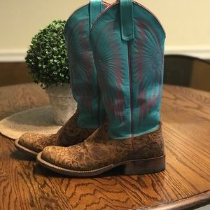 Women's Anderson Bean boots size 7
